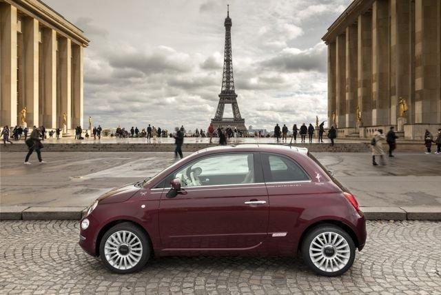Fiat 500 thế hệ mới sẽ là xe điện.