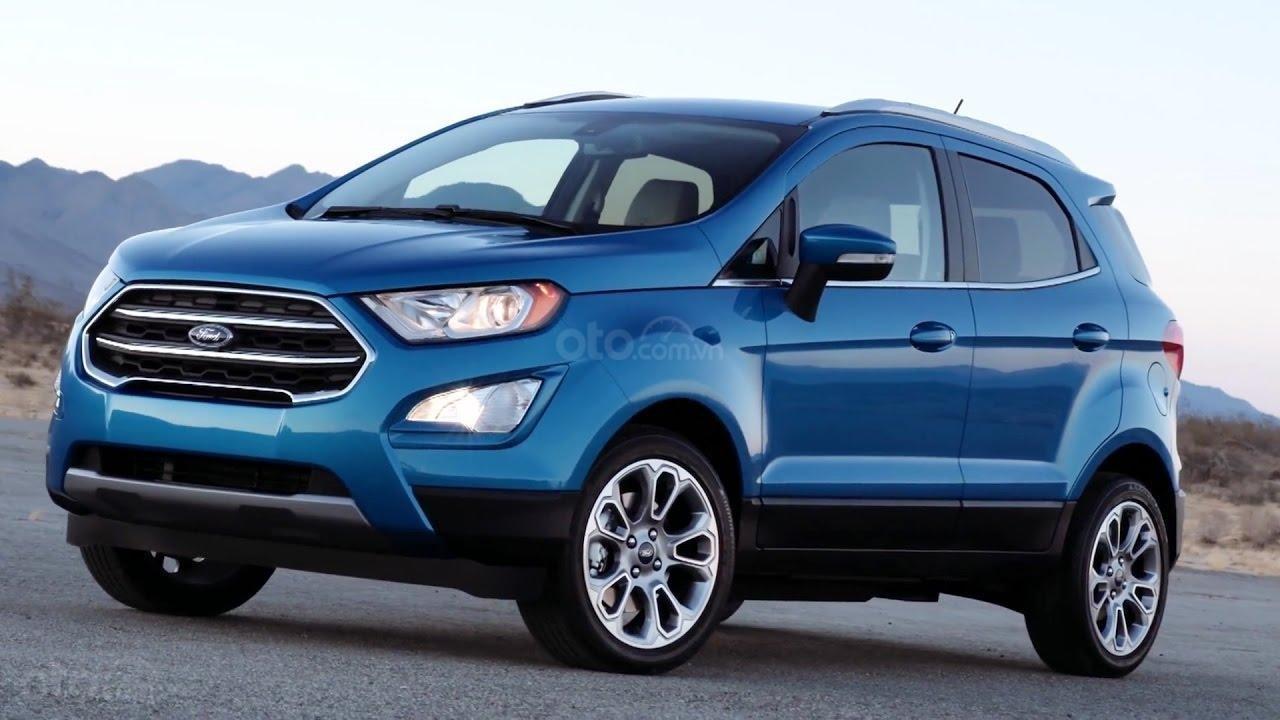 Ford EcoSport 2018.