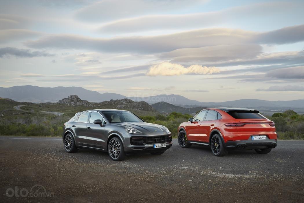 Porsche Cayenne Coupe 2020 chính thức ra mắt với giá gần 1,8 tỷ đồng