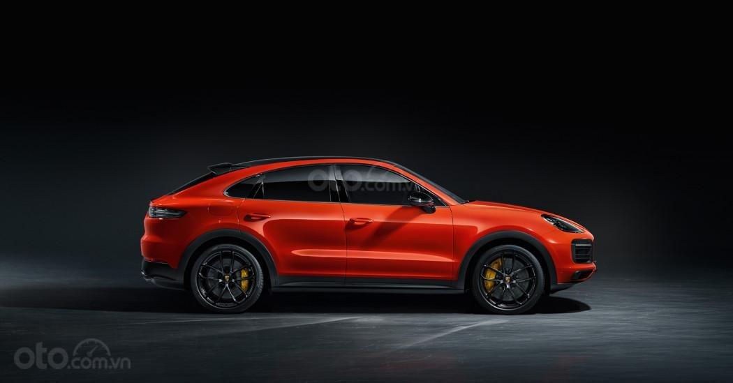 Porsche Cayenne Coupe 2020 dáng vẻ cá tính, thể thao