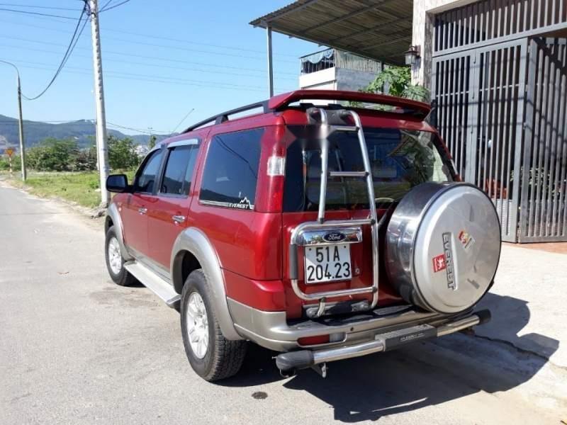 Bán Ford Everest năm sản xuất 2008, màu đỏ còn mới (2)