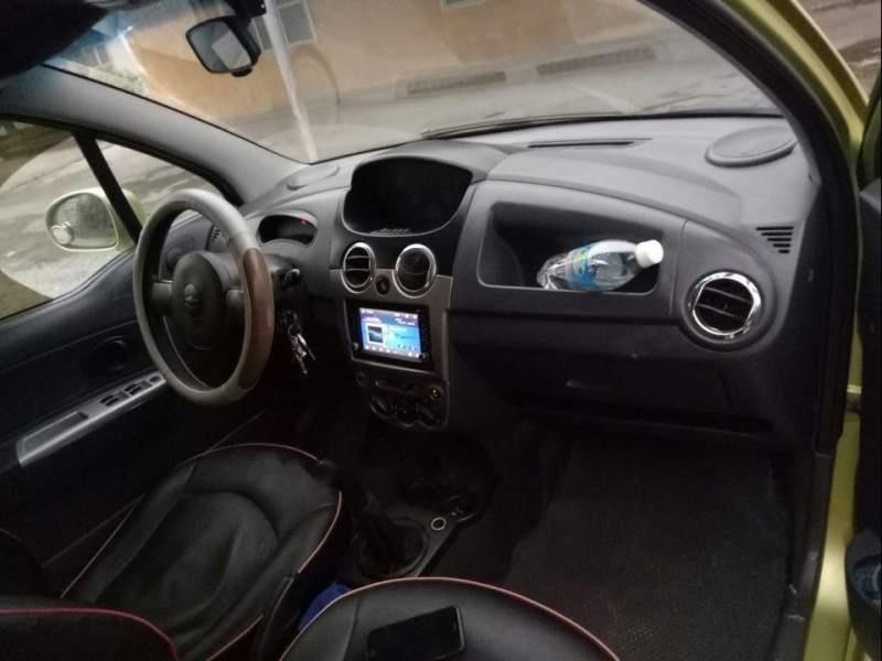 Bán xe Chevrolet Spark sản xuất năm 2010, màu xanh lam còn mới   (3)