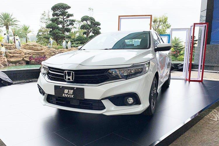 Honda Envix 2019 giá rẻ chính thức ra mắt, chuẩn bị bán ra vào đầu tháng 4/2019