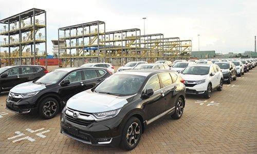 Thị trường ô tô nhập khẩu tháng 3/2019 a2.