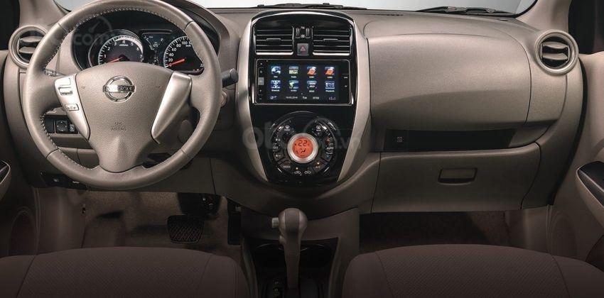 Nissan Sunny 2019 nâng cấp công nghệ