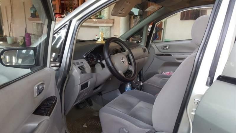 Cần bán xe Mazda Premacy AT năm 2005, màu bạc, xe nhập (3)