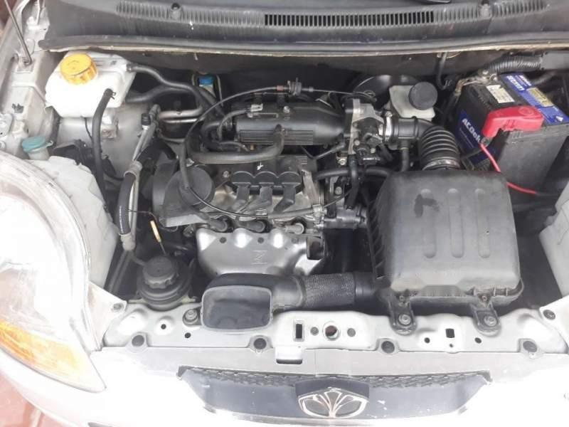 Bán Daewoo Matiz sản xuất 2007, màu xám, xe nhập còn mới (4)