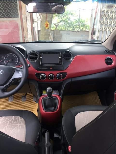 Bán Hyundai Grand i10 đời 2016, màu đỏ, nhập khẩu nguyên chiếc còn mới, giá 272tr (3)