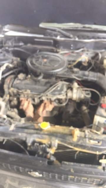 Bán ô tô Nissan Bluebird sản xuất 1990, nhập khẩu (2)