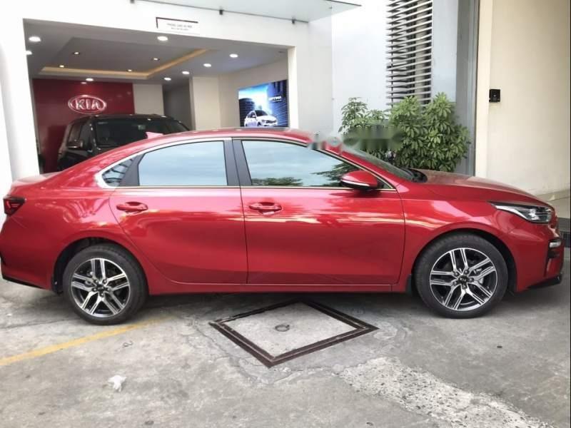 Bán Kia Cerato 2019, màu đỏ giá cạnh tranh-1