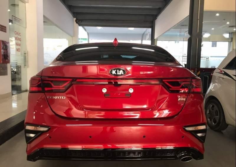 Bán Kia Cerato 2019, màu đỏ giá cạnh tranh-2