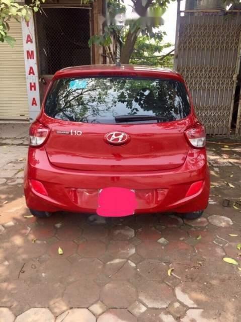Bán Hyundai Grand i10 đời 2016, màu đỏ, nhập khẩu nguyên chiếc còn mới, giá 272tr (2)