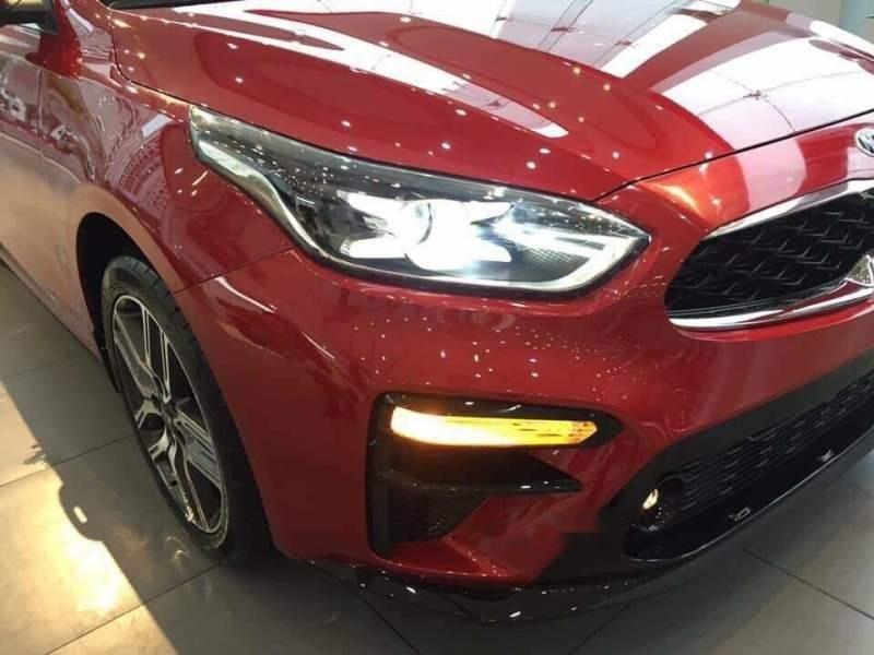 Bán Kia Cerato 2019, màu đỏ giá cạnh tranh-3