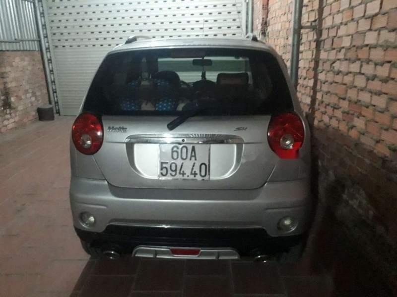 Bán Daewoo Matiz sản xuất 2007, màu xám, xe nhập còn mới (2)