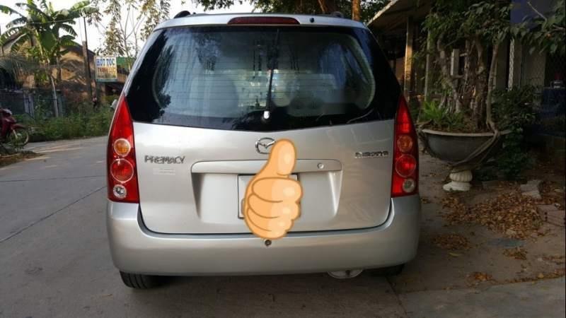 Cần bán xe Mazda Premacy AT năm 2005, màu bạc, xe nhập (2)