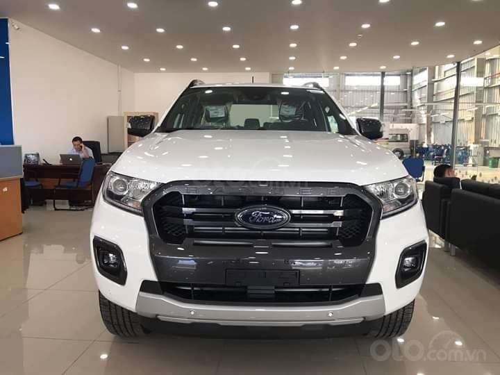 Giảm tiền mặt tất cả các bản Ford Ranger Wildtrak 2.0 Biturbo 2019, giá tốt, đủ các bản giao ngay, LH 0974286009-0