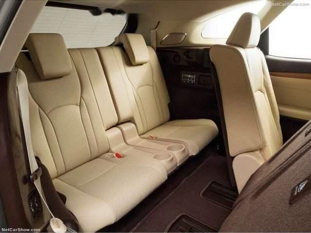Bán xe Lexus RX 350L 2018, màu trắng, xe nhập-5