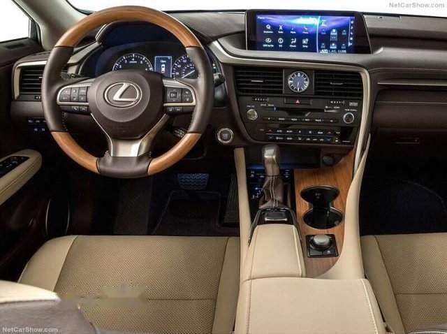 Bán xe Lexus RX 350L 2018, màu trắng, xe nhập-3