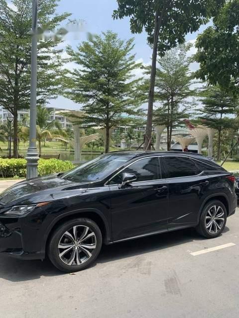 Cần bán lại xe Lexus RX 350 năm sản xuất 2016, màu đen, nhập khẩu, còn rất đẹp và mới-1