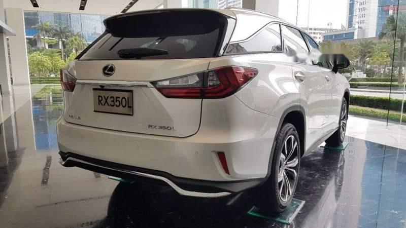 Bán xe Lexus RX 350L 2018, màu trắng, xe nhập-2