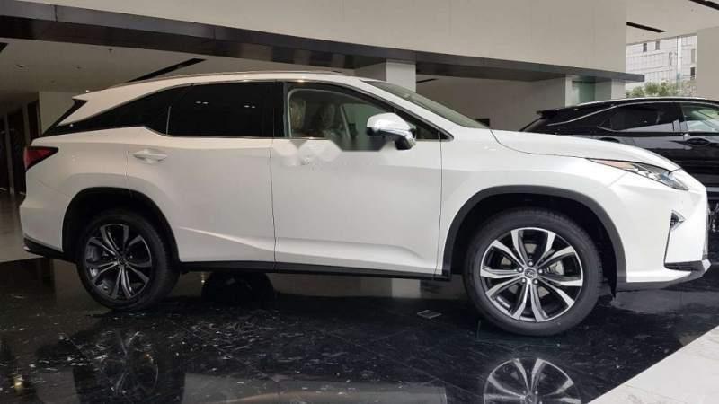 Bán xe Lexus RX 350L 2018, màu trắng, xe nhập-1