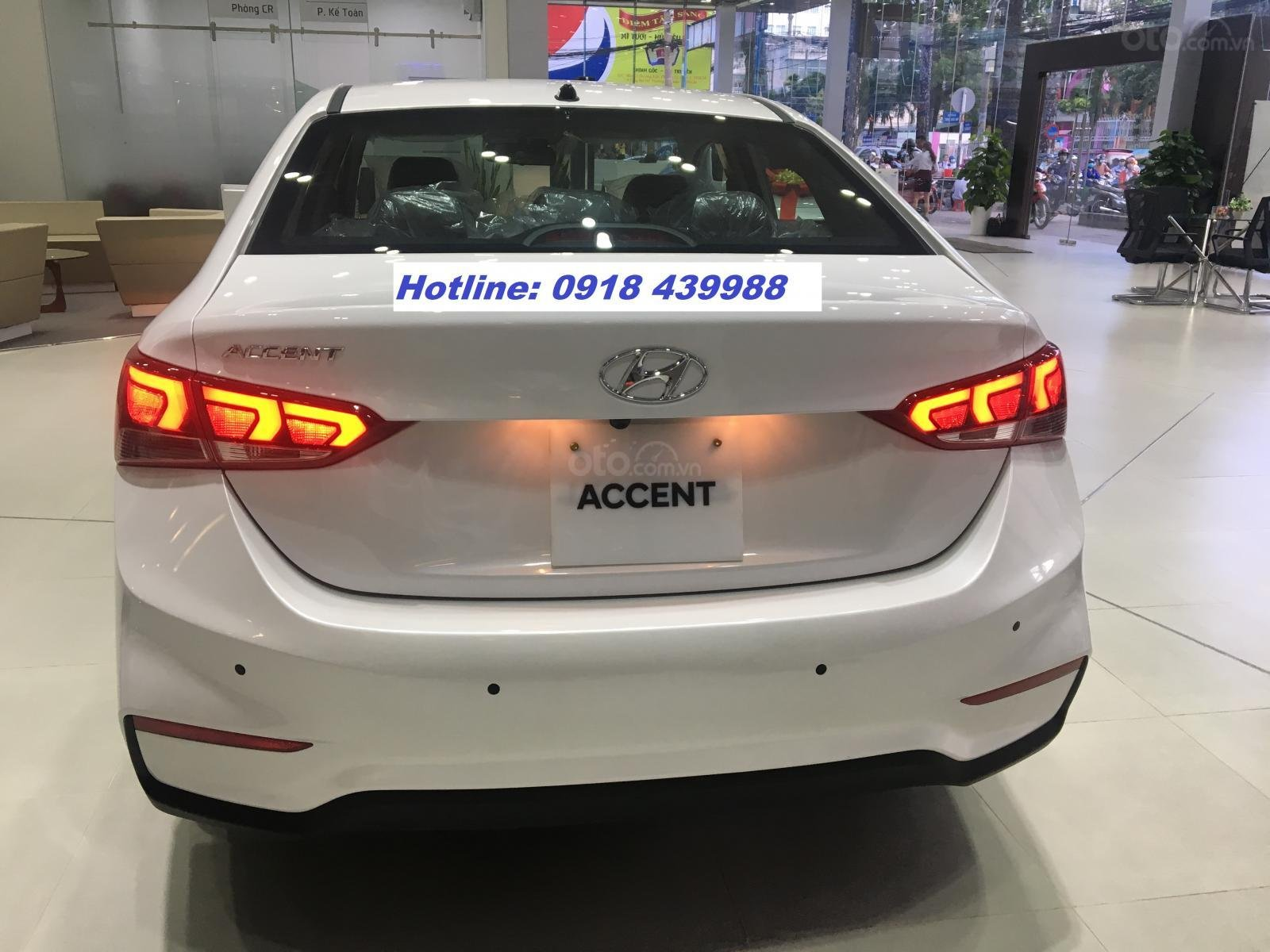 All New Accent 2019 AT full, giao xe ngay, thanh toán 170tr - LH: 0918439988-2