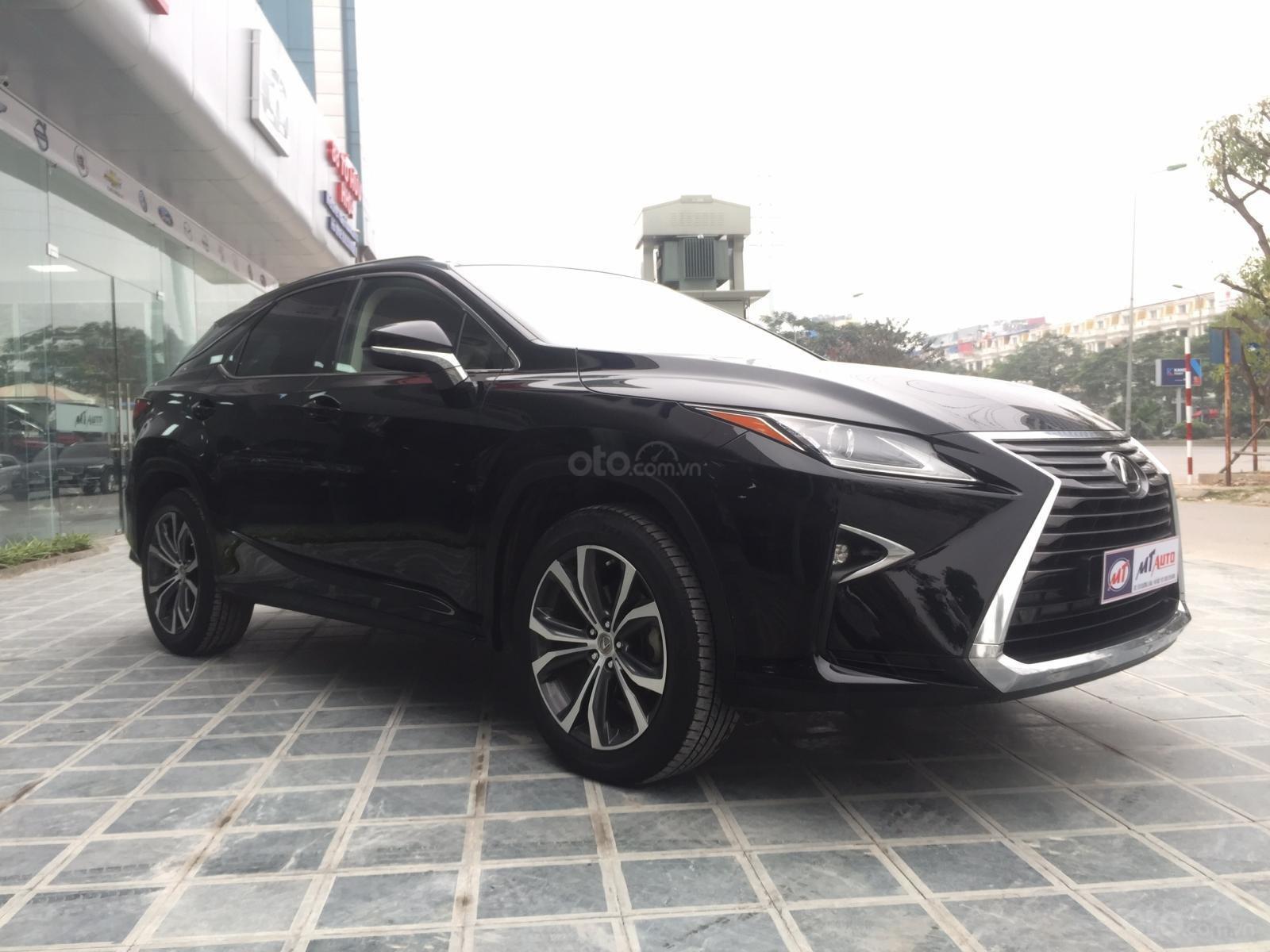 Bán Lexus Rx 200t sản xuất năm 2016, màu đen, xe nhập chính hãng, Lh em Hương 0945392468-1
