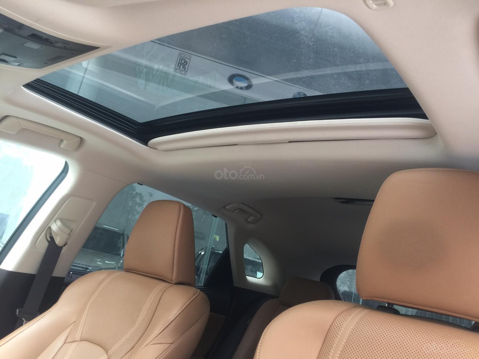 Bán Lexus Rx 200t sản xuất năm 2016, màu đen, xe nhập chính hãng, Lh em Hương 0945392468-4