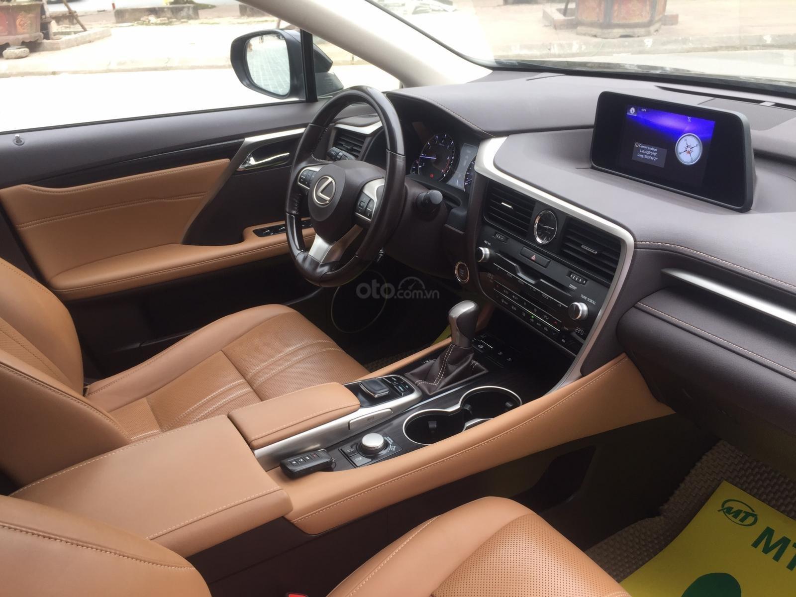 Bán Lexus Rx 200t sản xuất năm 2016, màu đen, xe nhập chính hãng, Lh em Hương 0945392468-5