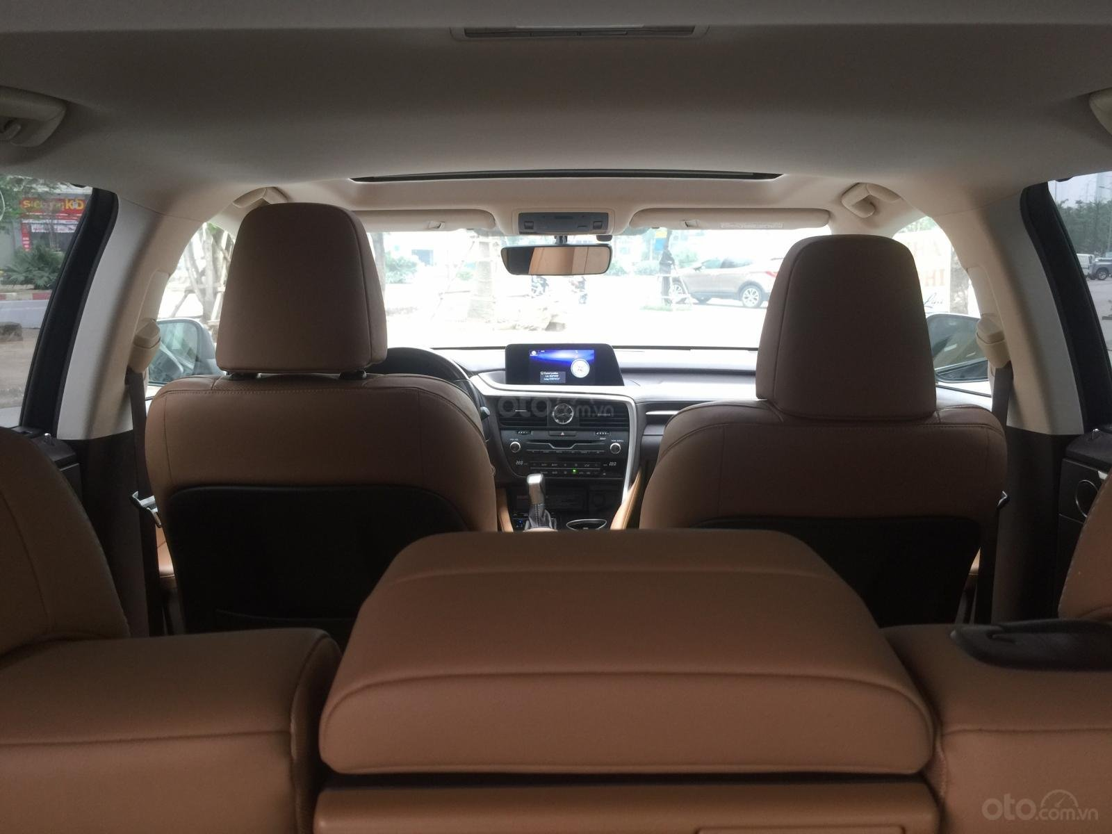 Bán Lexus Rx 200t sản xuất năm 2016, màu đen, xe nhập chính hãng, Lh em Hương 0945392468-9