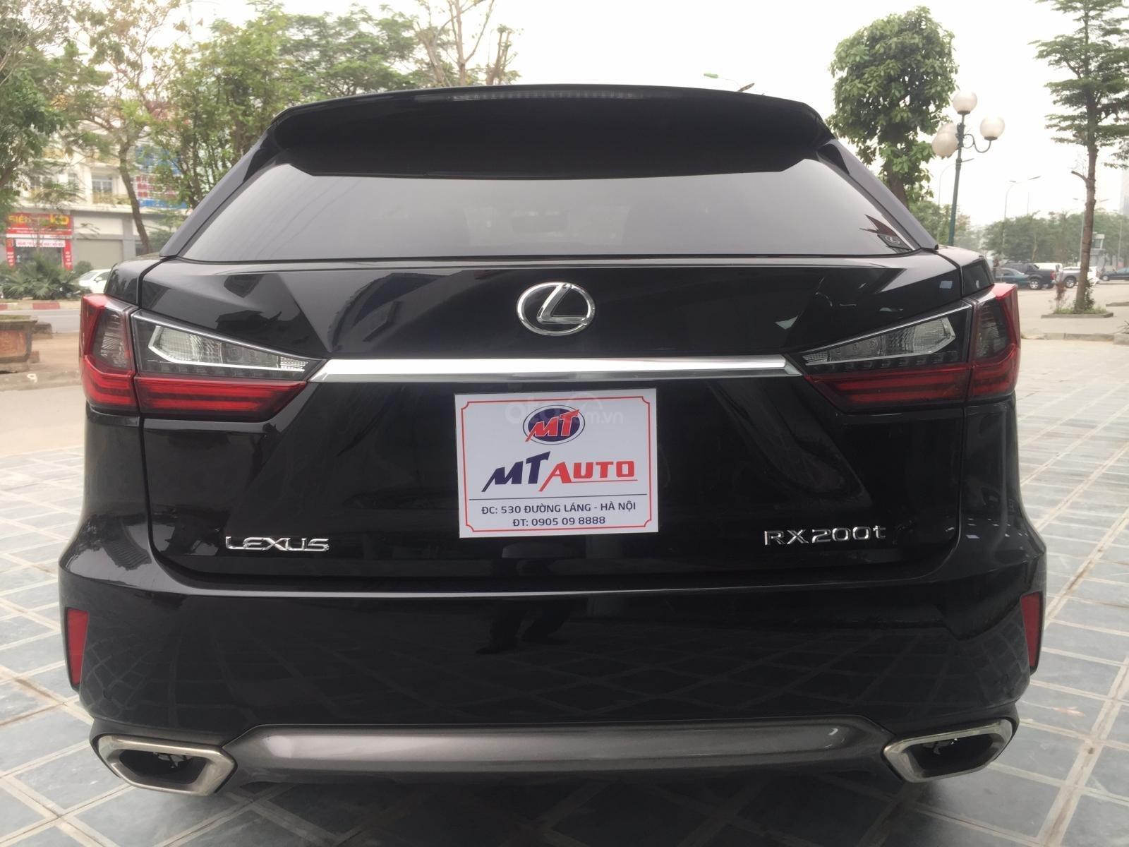 Bán Lexus Rx 200t sản xuất năm 2016, màu đen, xe nhập chính hãng, Lh em Hương 0945392468-14