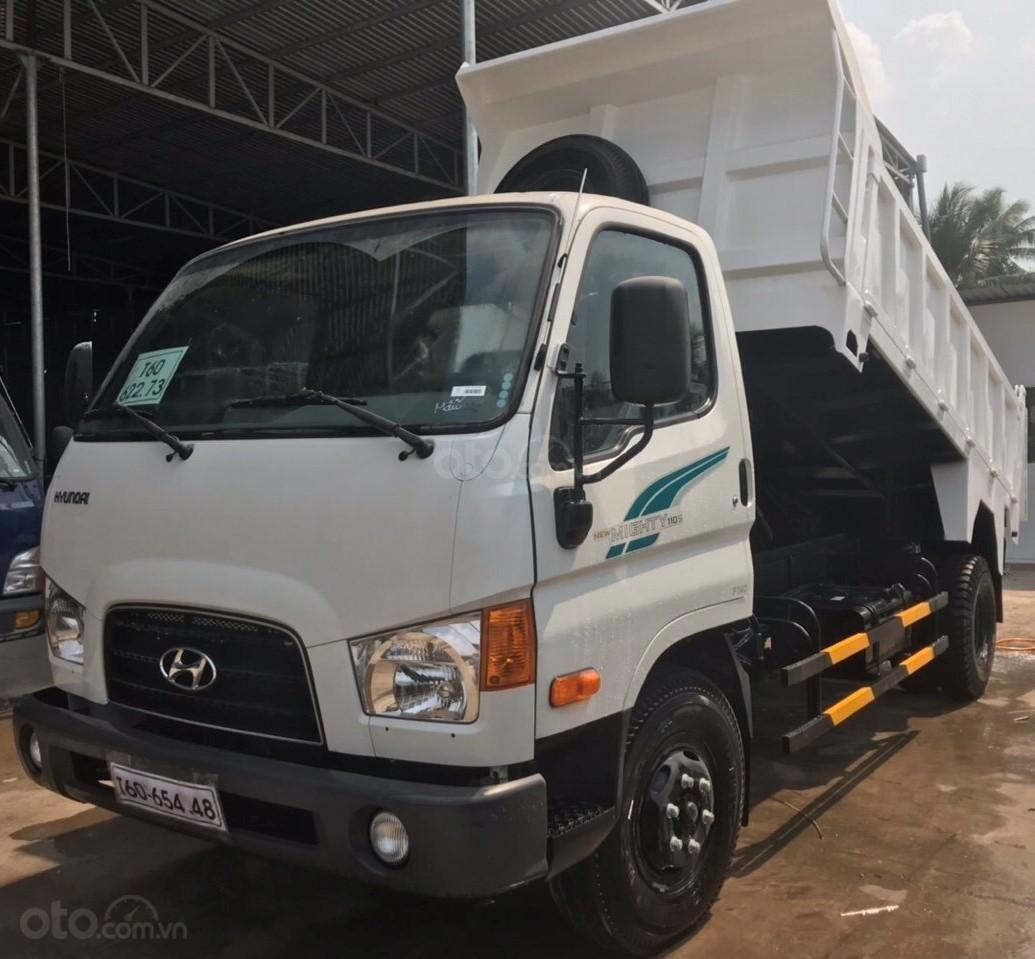 Bán Hyundai Ben 6 tấn 2019, màu trắng, giá cạnh tranh-1