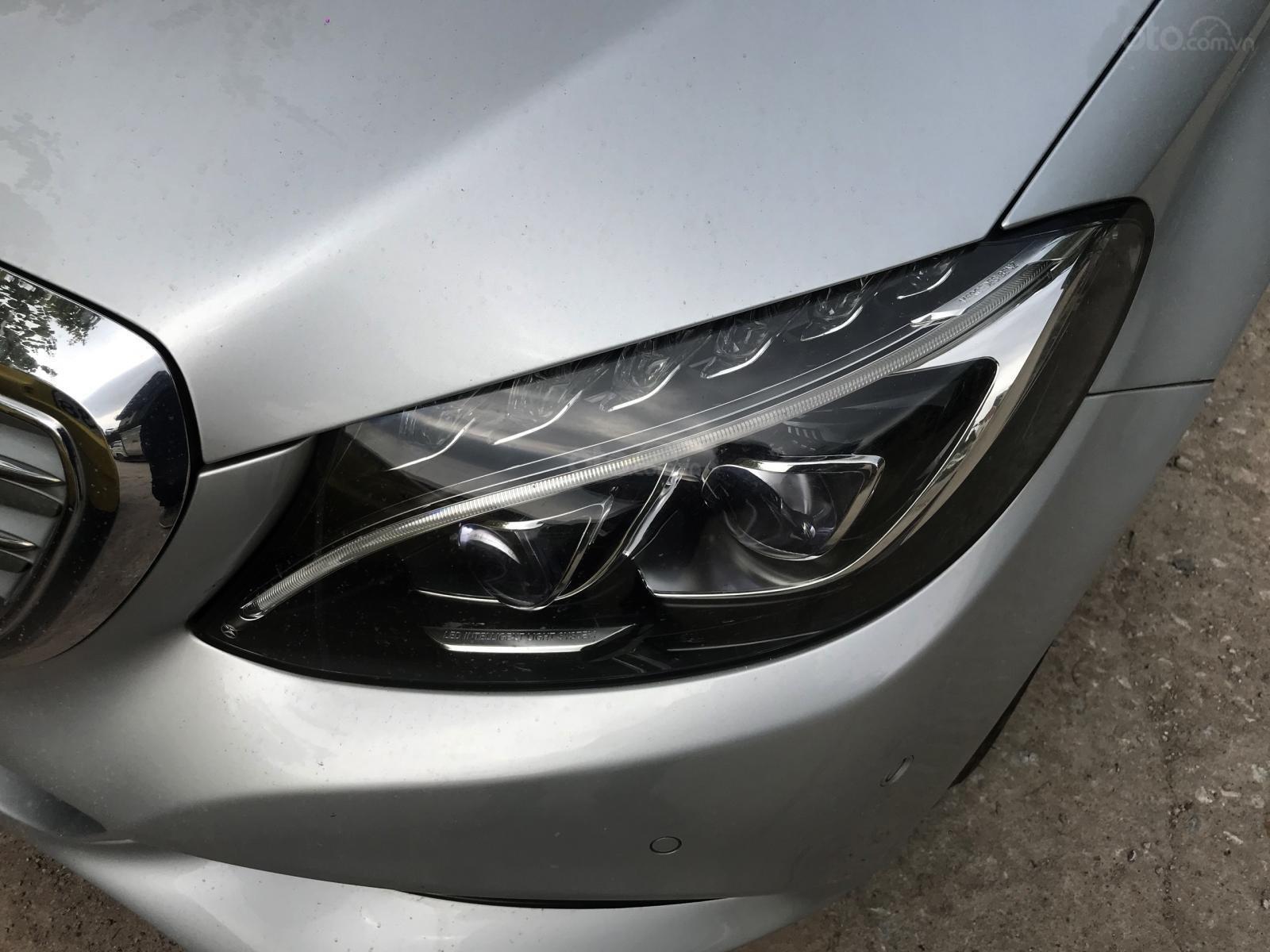 Bán ô tô Mercedes C250 Exclusive 2016, màu bạc hợp mệnh kim, chính chủ-3