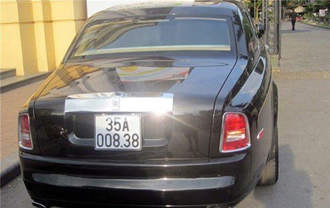 Nhiều đại gia ở Ninh Bình sở hữu Rolls-Royce đắt tiền nhiều người chưa biết5aaa
