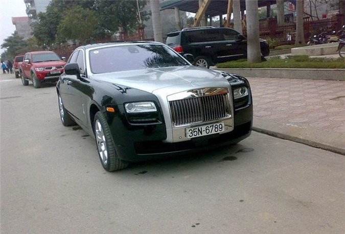 Nhiều đại gia ở Ninh Bình sở hữu Rolls-Royce đắt tiền nhiều người chưa biết4aa