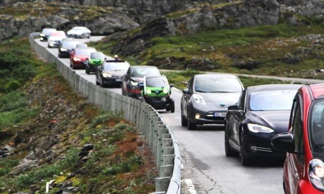 Xe điện tại Châu Âu