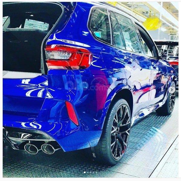 BMW X5 và X6 M hầm hố hơn