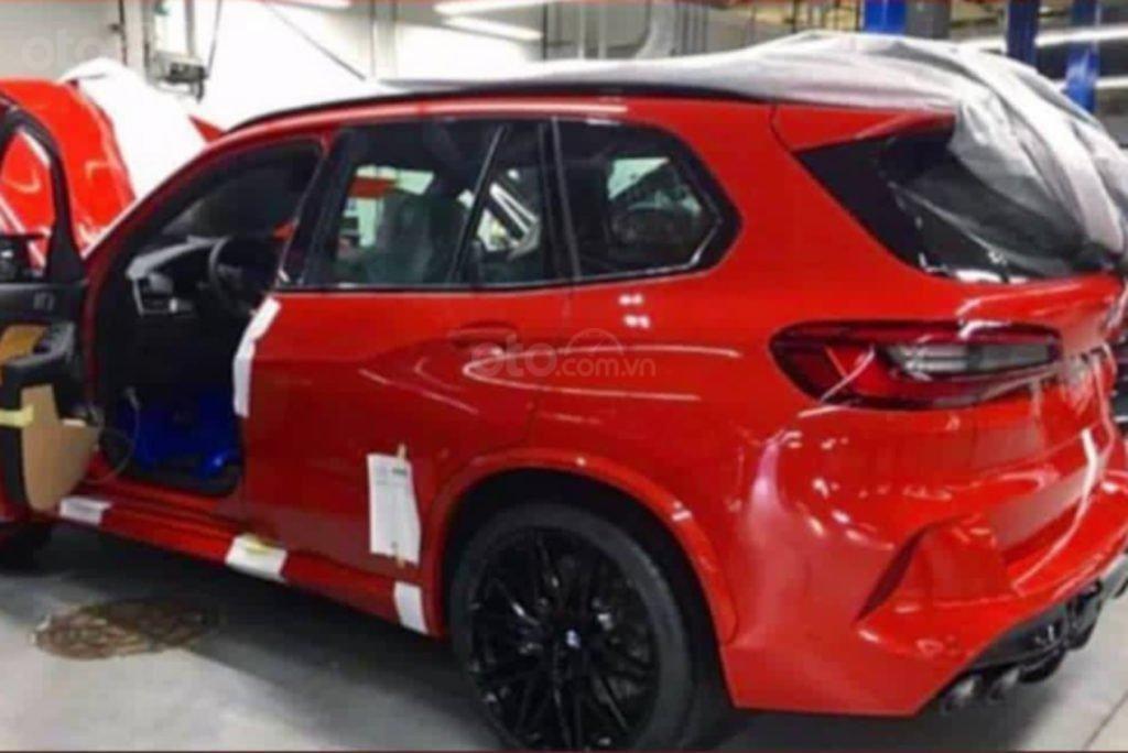 BMW X5 và X6 M vẫn giữ bí ẩn về sức mạnh