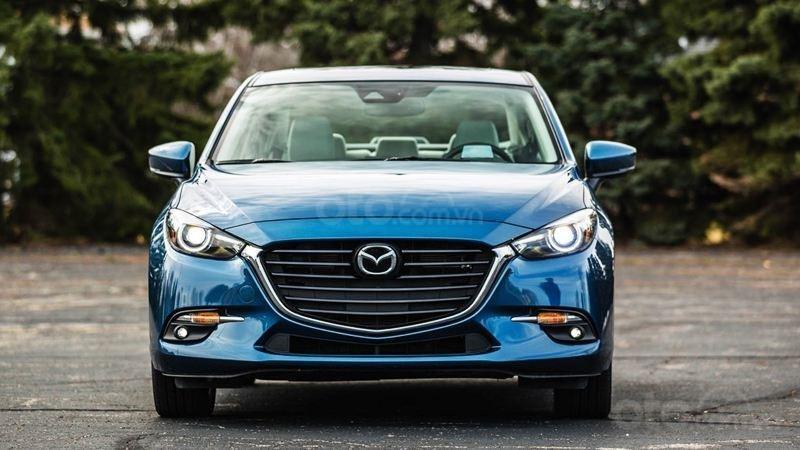 Đánh giá xe Mazda 3