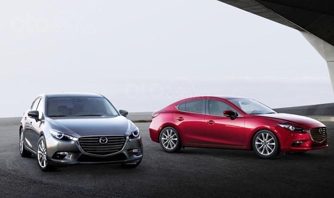 Giá xe Mazda 3 cũ