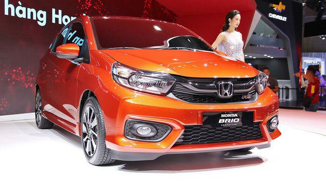 Honda Brio giá rẻ sắp sửa bán ra tại Việt Nam trong tháng 4/2019 a1