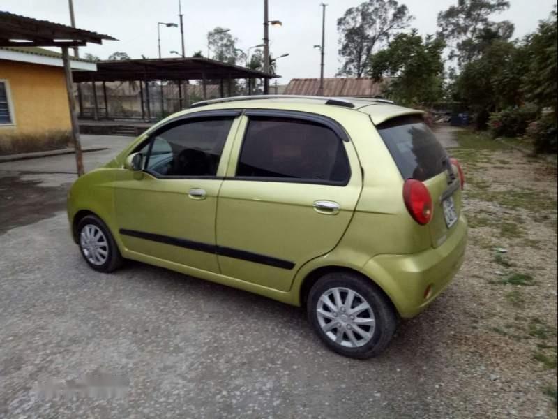Cần bán Chevrolet Spark 2010 giá cạnh tranh-0
