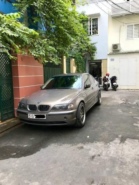Cần bán lại xe BMW 3 Series 325i đời 2003, nhập khẩu nguyên chiếc xe gia đình, giá tốt-0