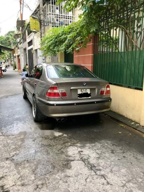 Cần bán lại xe BMW 3 Series 325i đời 2003, nhập khẩu nguyên chiếc xe gia đình, giá tốt-1