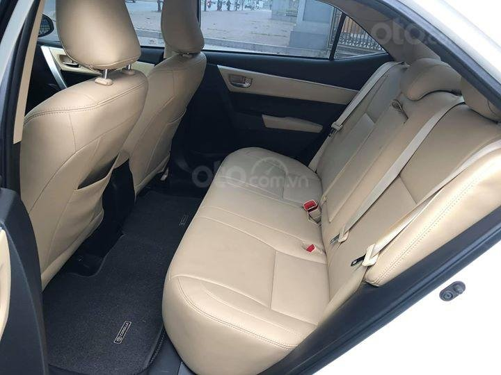 Toyota Corolla Altis 1.8MT SX 2017 form mới-9