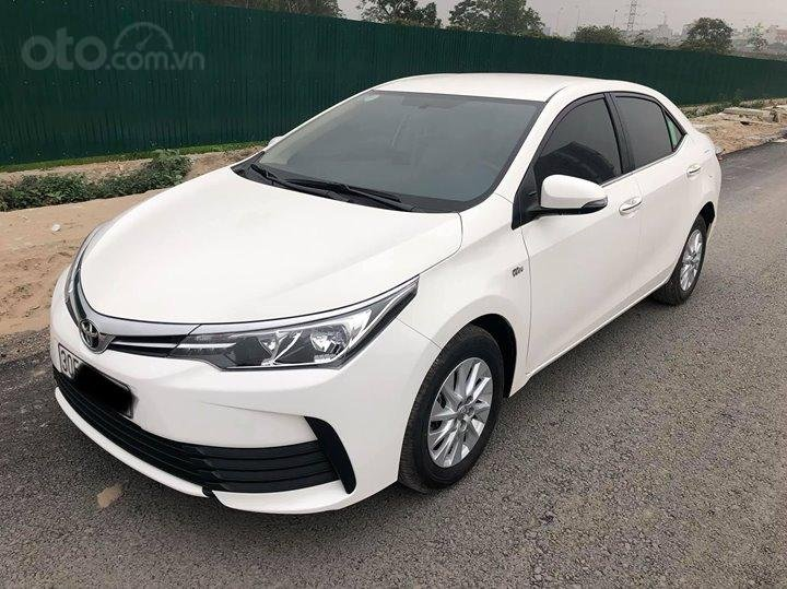 Toyota Corolla Altis 1.8MT SX 2017 form mới-2