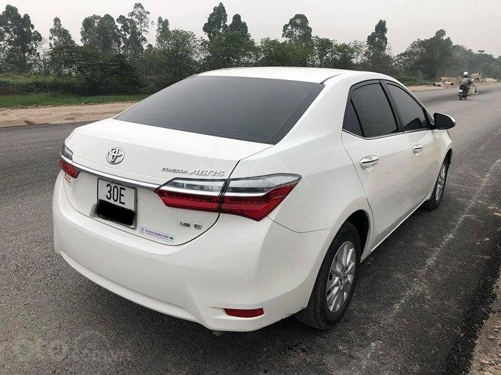 Toyota Corolla Altis 1.8MT SX 2017 form mới-5