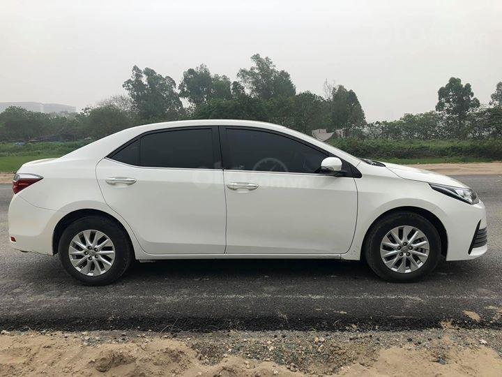 Toyota Corolla Altis 1.8MT SX 2017 form mới-6