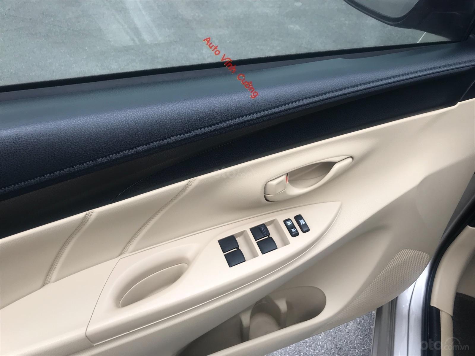 Bán ô tô Toyota Vios 1.5E MT năm sản xuất 2016, biển tỉnh bao hồ sơ-10