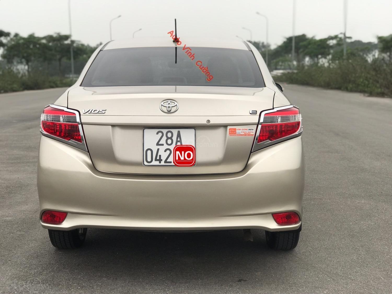Bán ô tô Toyota Vios 1.5E MT năm sản xuất 2016, biển tỉnh bao hồ sơ-22